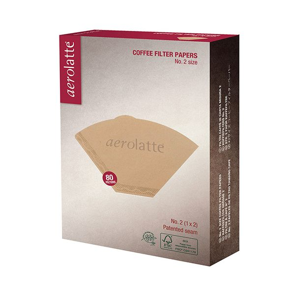 Aerolatte Paper Filter For Two Cup