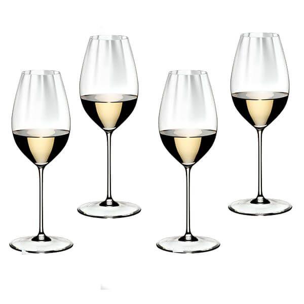 Riedel Performance Set of 4 Sauvignon Blanc Wine Glasses