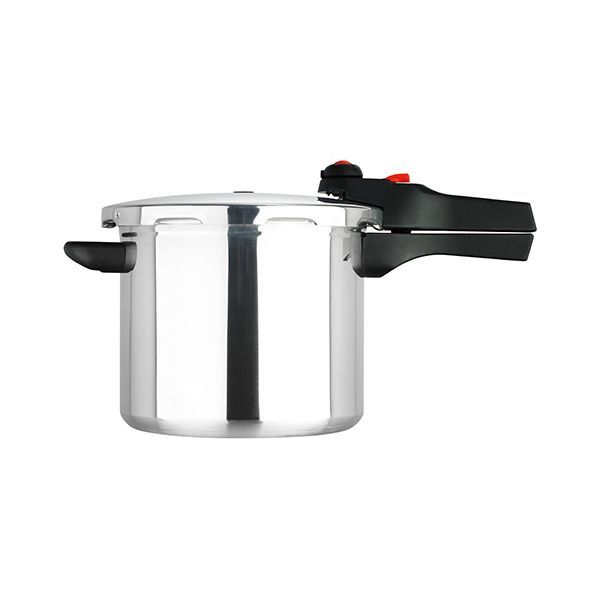 Prestige Quick and Easy Aluminium Pressure Cooker 6 Litre