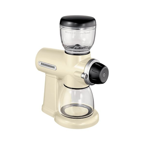 KitchenAid Artisan Almond Cream Burr Grinder