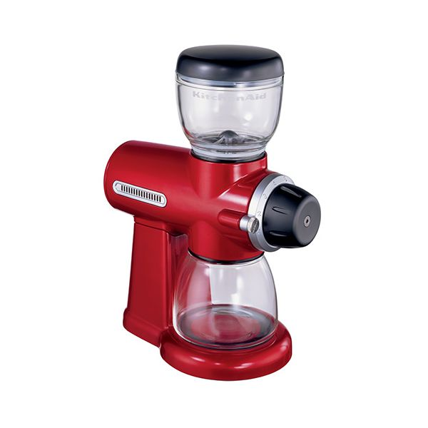 KitchenAid Artisan Empire Red Burr Grinder