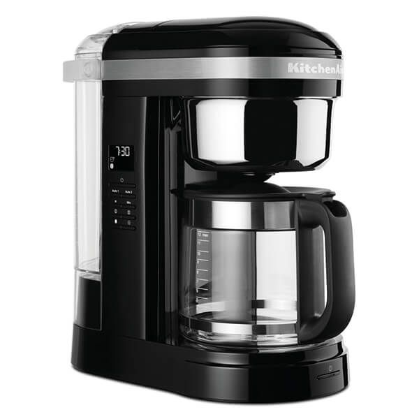 KitchenAid 12 Cup Drip Coffee Maker Onyx Black