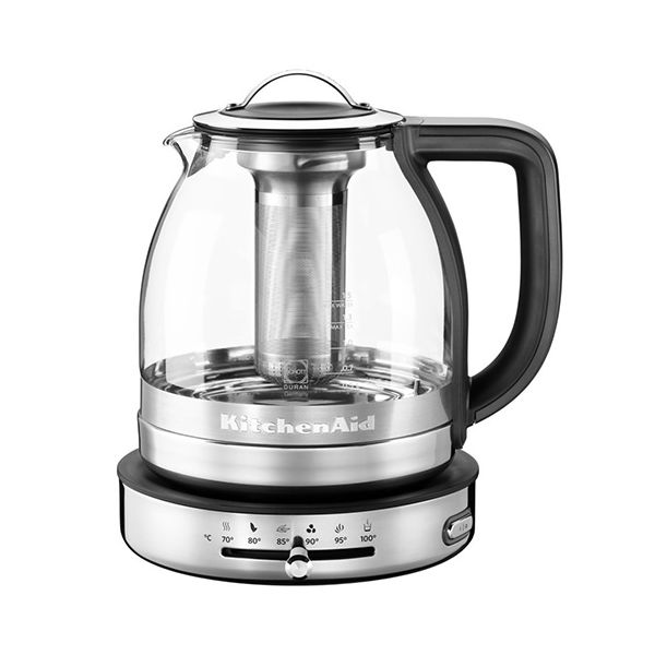 KitchenAid Artisan 1.5 Litre Glass Tea Kettle