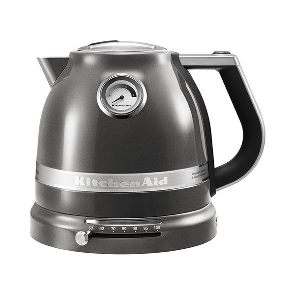 KitchenAid Artisan Medallion Silver 1.5L Kettle