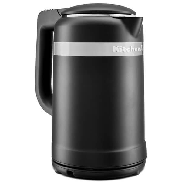 KitchenAid Design Matte Black 1.5L Jug Kettle