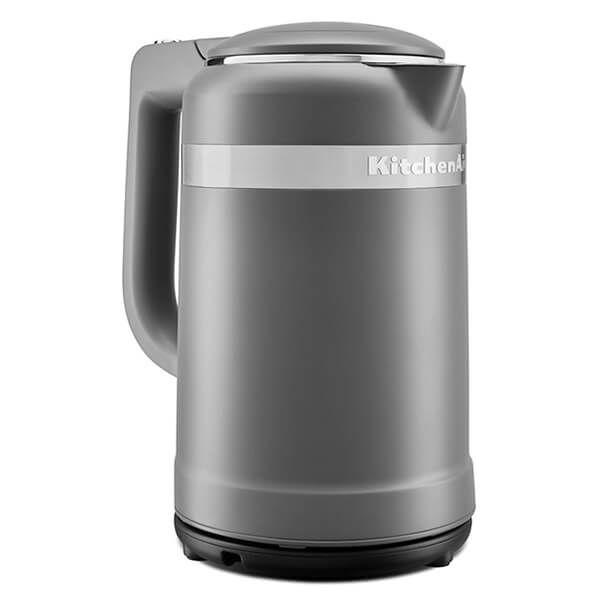 KitchenAid Design Charcoal Grey 1.5L Jug Kettle