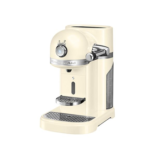 KitchenAid Artisan Nespresso Almond Cream Coffee Maker