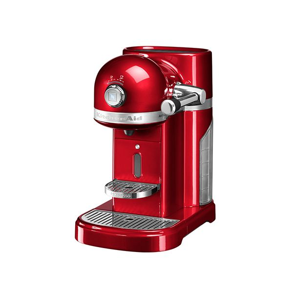 KitchenAid Artisan Nespresso Candy Apple Coffee Maker
