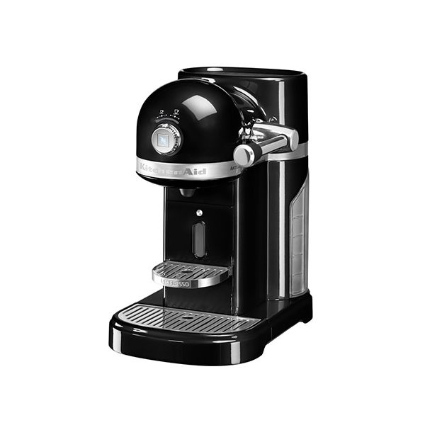 KitchenAid Artisan Nespresso Onyx Black Coffee Maker