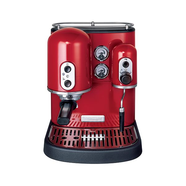 KitchenAid Artisan Empire Red Espresso Maker