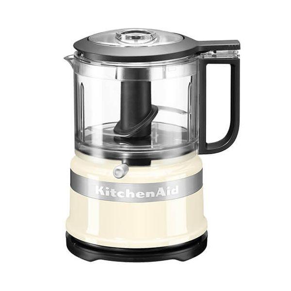 KitchenAid Mini Food Processor Almond Cream