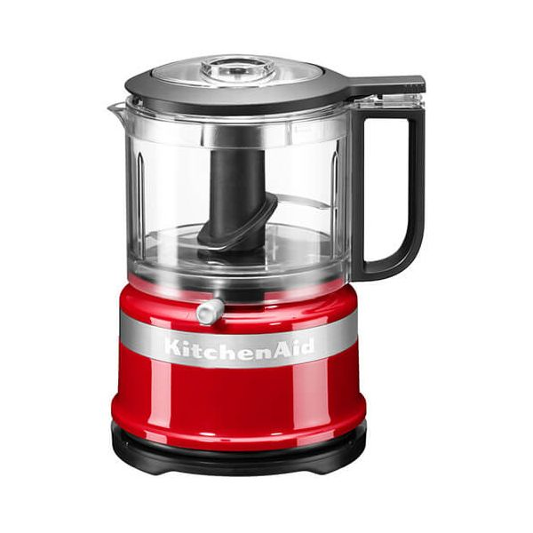 KitchenAid Mini Food Processor Empire Red