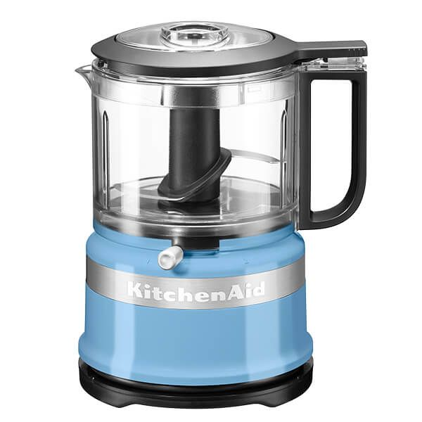 KitchenAid Velvet Blue Mini Food Processor