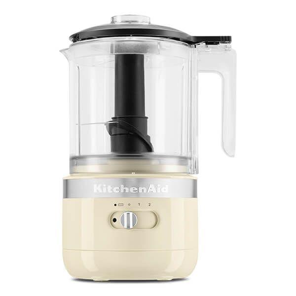 KitchenAid Almond Cream Cordless Food Chopper