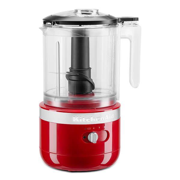 KitchenAid Empire Red Cordless Food Chopper