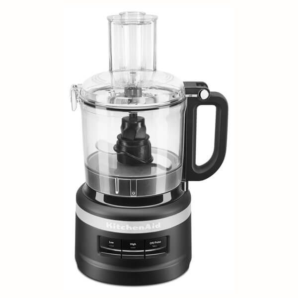 KitchenAid 1.7L Matte Black Food Processor