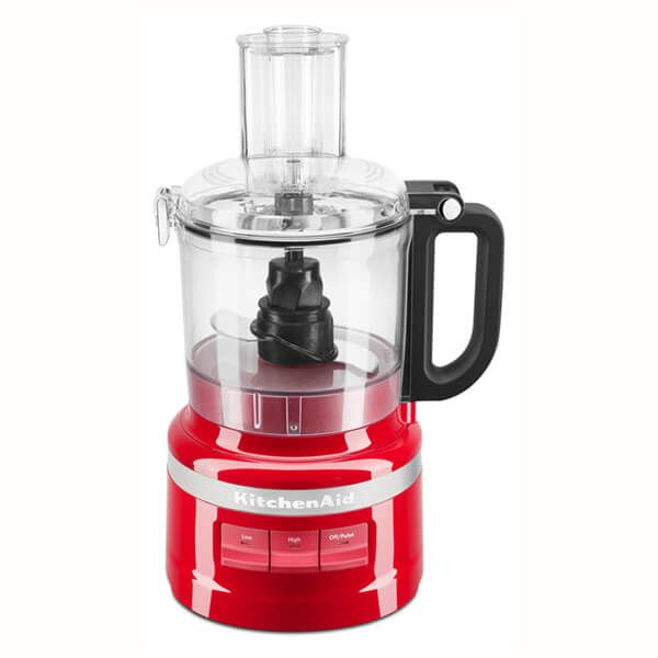 KitchenAid 1.7L Empire Red Food Processor