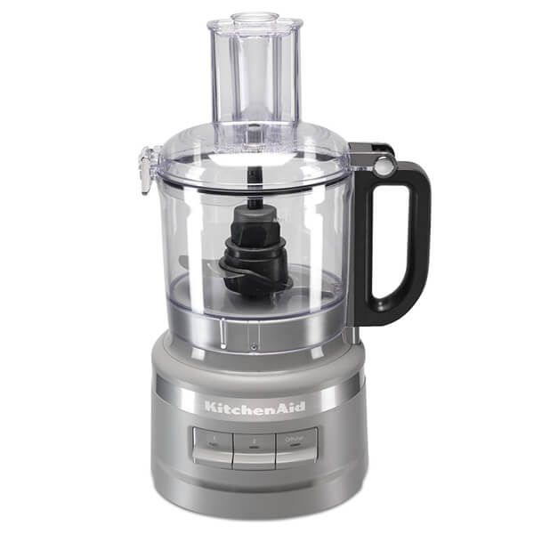 KitchenAid 1.7L Matte Grey Food Processor