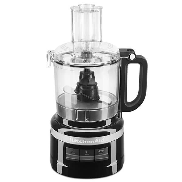 KitchenAid 1.7L Onyx Black Food Processor