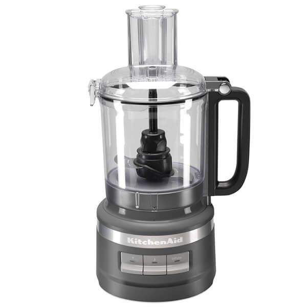 KitchenAid 2.1L Charcoal Grey Food Processor