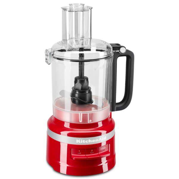 KitchenAid 2.1L Empire Red Food Processor