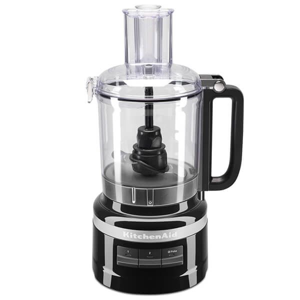 KitchenAid 2.1L Onyx Black Food Processor
