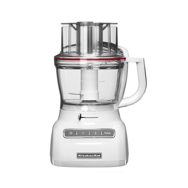 KitchenAid Classic 3.1L White Food Processor