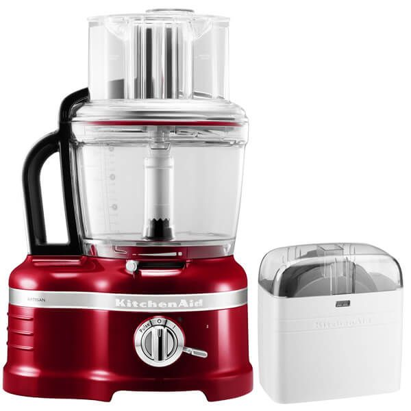 KitchenAid Artisan Candy Apple 4L Food Processor with FREE Gift