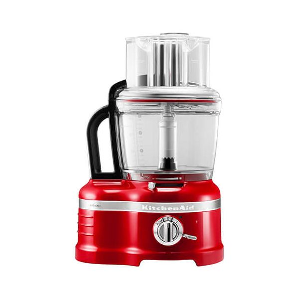 KitchenAid Artisan Empire Red 4L Food Processor