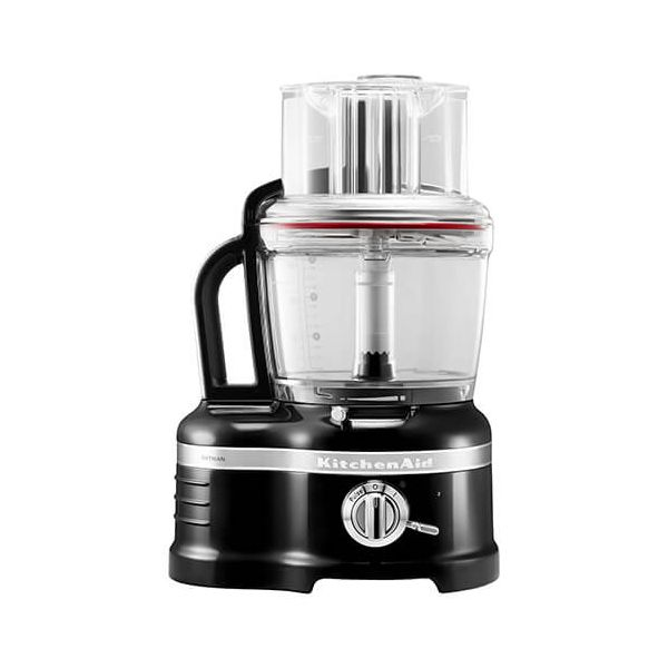 KitchenAid Artisan Onyx Black 4L Food Processor