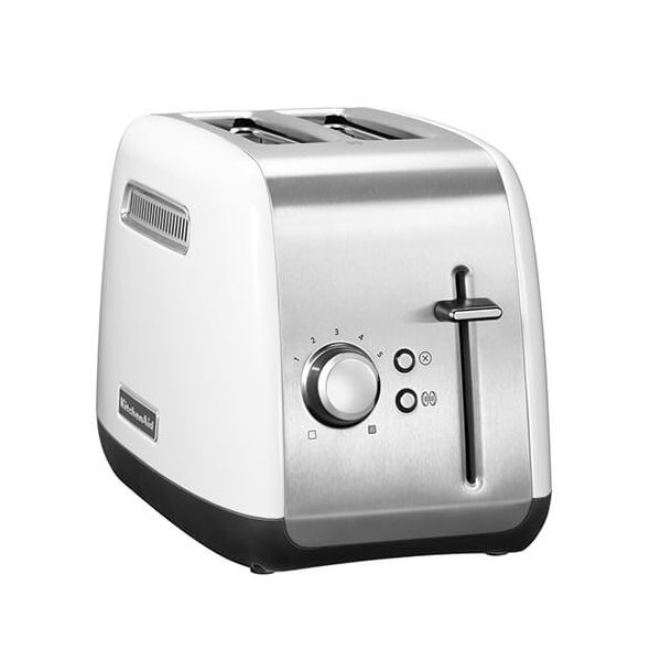 KitchenAid Classic 2 Slot Toaster White