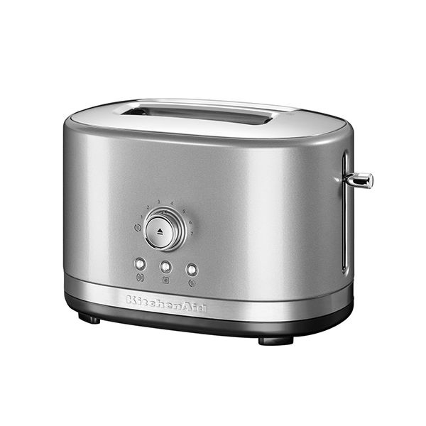 KitchenAid Contour Silver Manual Control Toaster