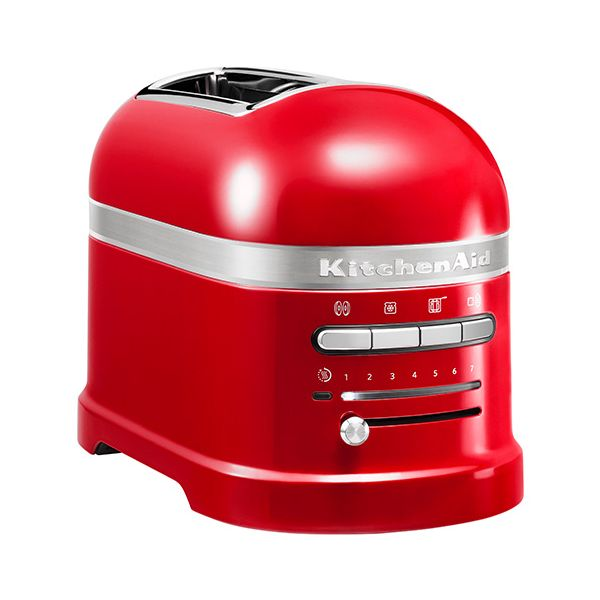KitchenAid Artisan Empire Red 2 Slot Toaster
