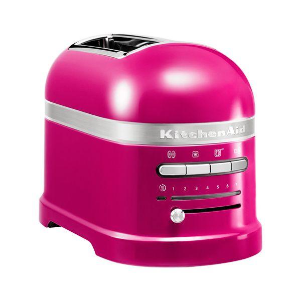 KitchenAid Artisan Raspberry Ice 2 Slot Toaster