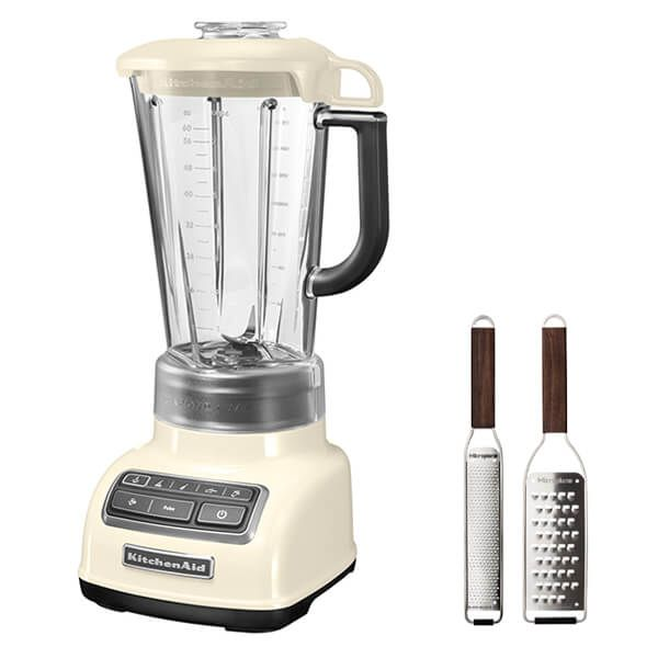 KitchenAid Diamond Blender Almond Cream with FREE Gift
