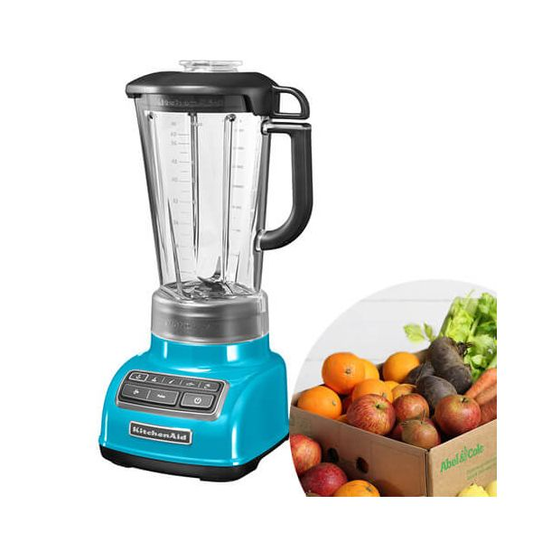 KitchenAid Diamond Blender Crystal Blue