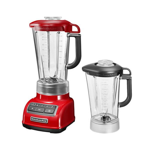 KitchenAid Diamond Blender Empire Red with FREE Gift