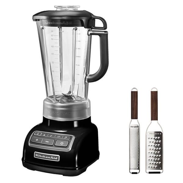 KitchenAid Diamond Blender Onyx Black with FREE Gift