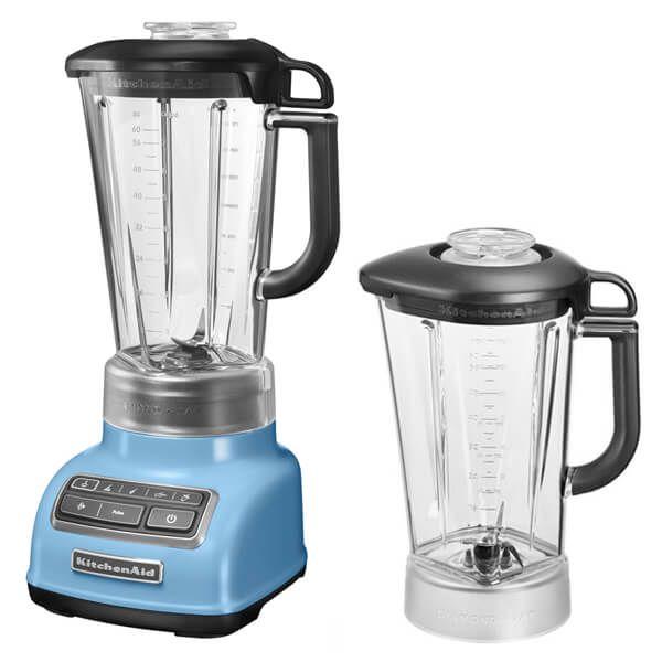 KitchenAid Velvet Blue Diamond Blender with FREE Gift