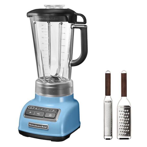 KitchenAid Velvet Blue Diamond Blender with FREE Gift
