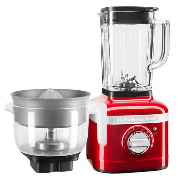 KitchenAid Artisan Candy Apple K400 Blender with Citrus Press
