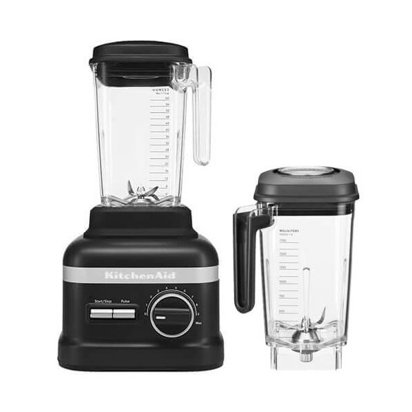 KitchenAid Artisan Black High Performance Blender with FREE Gift