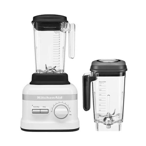 KitchenAid Artisan White High Performance Blender with FREE Gift