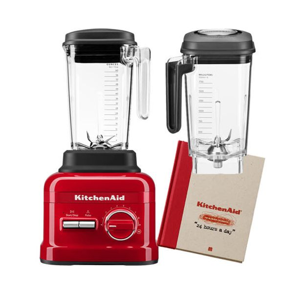 KitchenAid Limited Edition Queen Of Hearts High Performance Blender with FREE Gifts