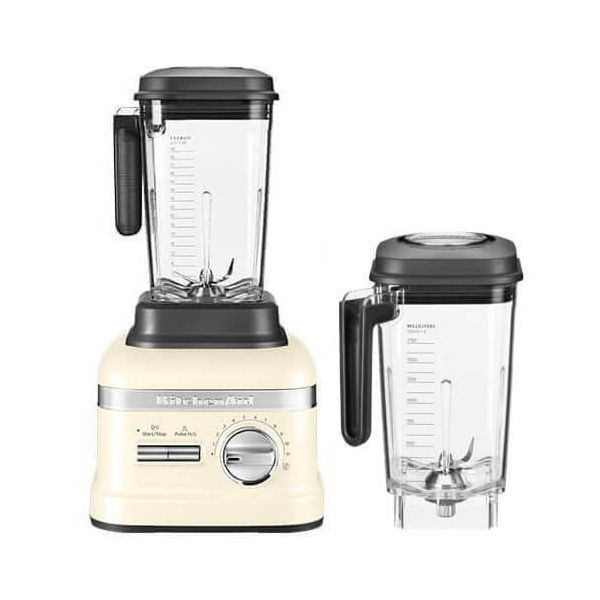 KitchenAid Artisan Almond Cream Power Blender with FREE Gift