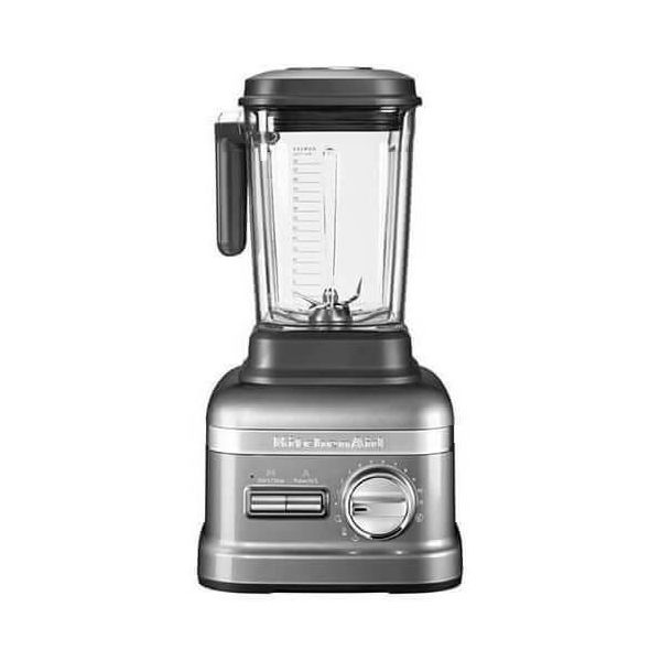 KitchenAid Artisan Power Plus Blender Medallion Silver