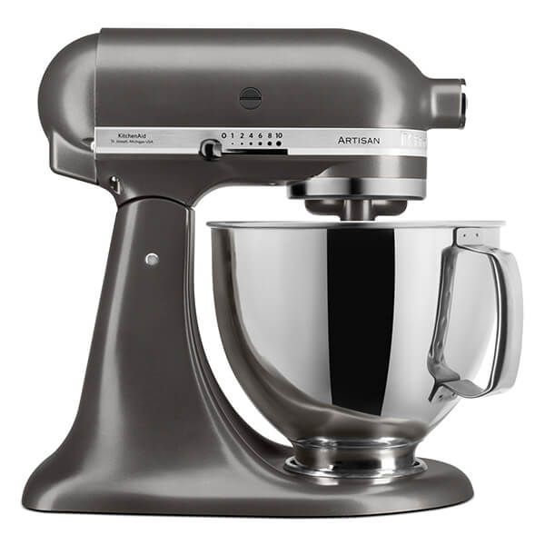 KitchenAid Artisan Mixer 125 Dark Pewter