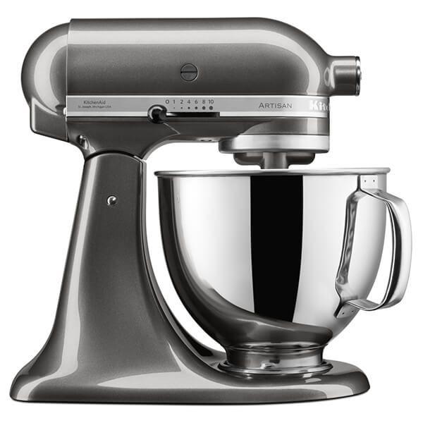 KitchenAid Artisan Mixer 125 Matt Grey