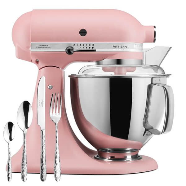 KitchenAid Artisan Mixer 175 Dried Rose With FREE Gift
