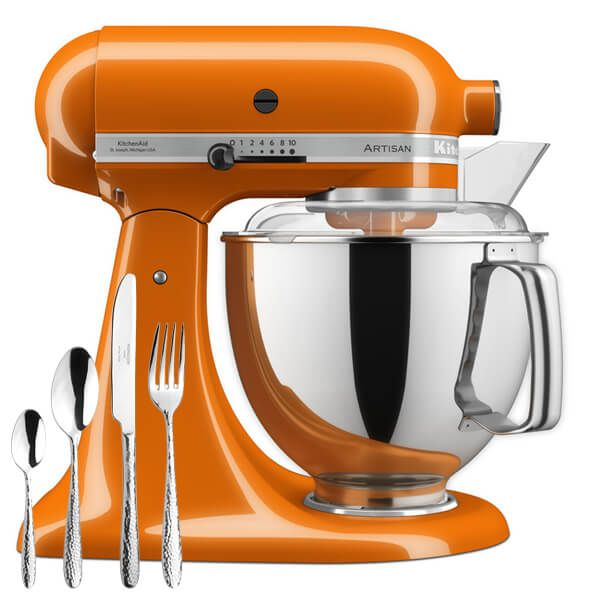 KitchenAid Artisan Mixer 175 Honey with FREE Gift